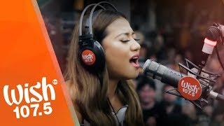 "Morissette performs ""Panaginip"" LIVE on Wish 107.5 Bus"