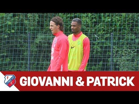 TERUG | Giovanni Troupée & Patrick Joosten!