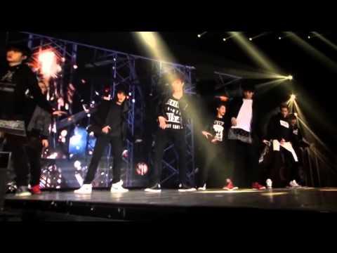 131224 EXO - Black Pearl (SMTown Week - Screener Edit)