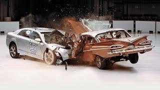 Chevrolet 1959 vs Chevrolet 2009