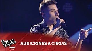 "Nahuel Bolotín - ""One night only"" - Jennifer Hudson - Audiciones a ciegas - La Voz Argentina 2018"