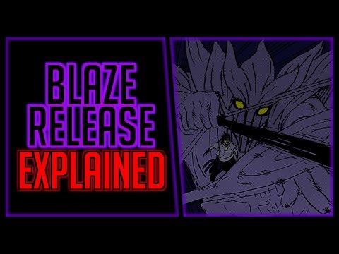 Explaining Blaze Release