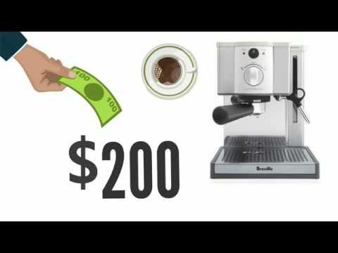 Here's The Best Espresso Machine Under $200