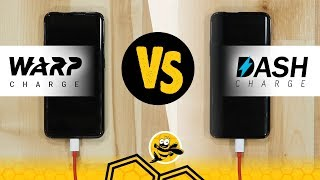 OnePlus 7 Pro Charging Test: Warp Charge vs. Dash Charge!