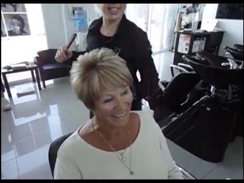 korte frisurer til tyndt hår videomoviles