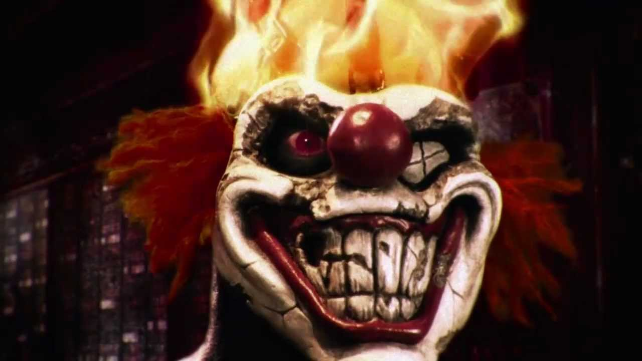 The twisted fate of sweet tooth the clown twisted metal - Sweet tooth wallpaper twisted metal ...