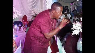 None Of My Kids Will Go To Private School; Says Yoruba Actor Baba Tee At Premiere Of Awelecious