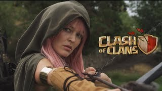 Clash of Clans: Live Action Movie Trailer Commercial