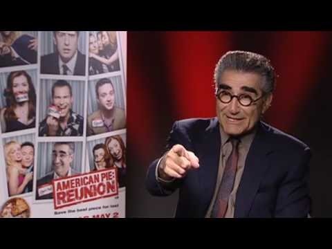 Eugene Levy Interview - YouTube