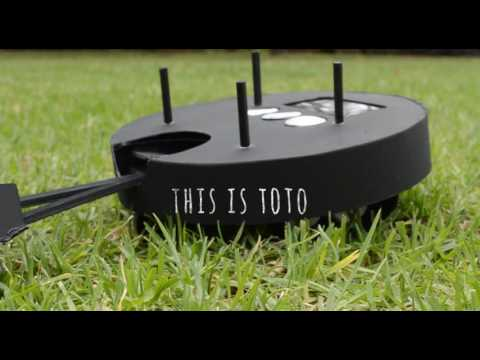 toto - automatic poop scoop