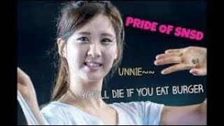 [Seohyun Funny Montage] The ever straightforward Maknae...