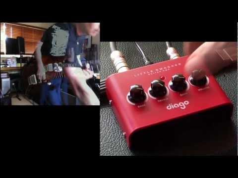 Diago Little Smasher 5W Amplifier Head Pedal