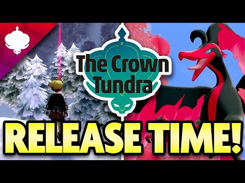 What TIME does the CROWN TUNDRA RELEASE?! Breakdown