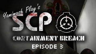 SCP Containment Breach | I Get Shot!