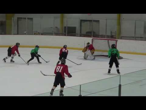 Week 8 Crosby Highlights: 2016 Quest Hockey 4 on 4 Summer League