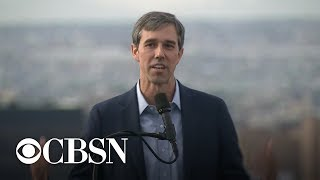 Beto O'Rourke returns to campaign trail after El Paso shooting