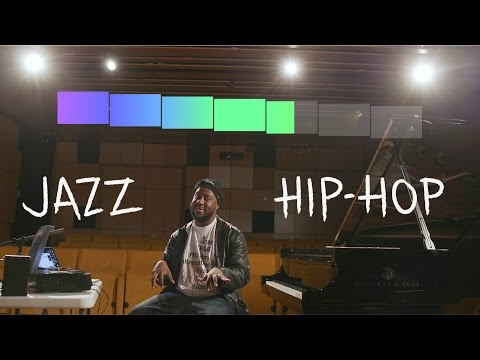 """Jazz is the mother of hip-hop"" 