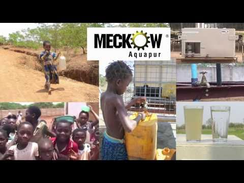 Safe Drinking Water, Meckow Aquapur corporate video.