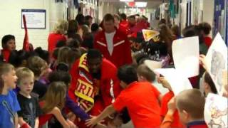 'Pitt State helps kick-off the