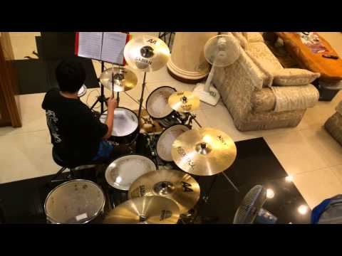 MP魔幻力量-忘了怎麼愛你 (drum cover)
