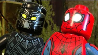 LEGO Marvel Super Heroes 2 Walkthrough Part 3 - What's Klaw's is Mined