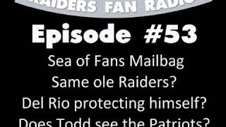 Episode #53 – Sea of Fans Mailbag, Three Reasons, Black Hole of Internet