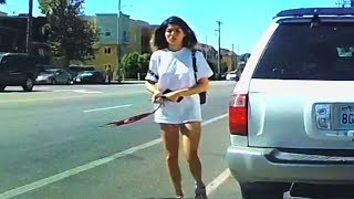 ROAD RAGE IN AMERICA 2019 | DRAMATIC END TO POLICE PURSUIT | NEWS, STORIES, COMMENTS