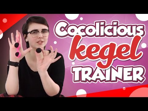 Cocolicious Kegel For Beginners | Using Ben Wa Balls For The First Time