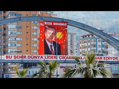 بعد انتهاء التصويت....أصوات الجالية التركية المقيمة في الخارج تنقل إلى تركيا
