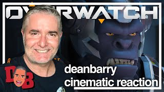 "Overwatch - Animated Short ""Recall"" REACTION"