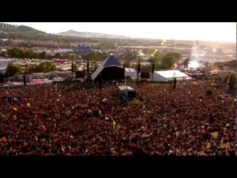 Pendulum - Salt In The Wounds (Glastonbury 2011) HD