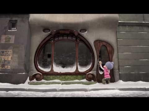 Најубавото анимирано видео