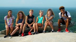 MattyBRaps & Haschak Sisters … & Justin?  (Epic Stone Mountain Field Trip with Fruitocracy)