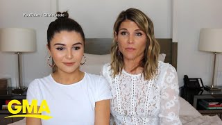 Lori Loughlin's daughter reportedly points fingers l GMA