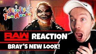 BRAY WYATT FIREFLY FUN HOUSE DARK SECRET REACTION - WWE RAW