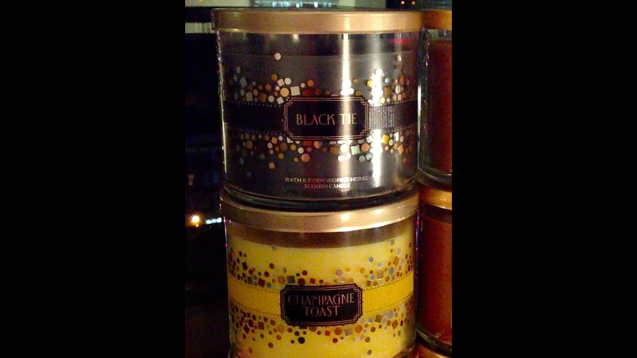 Bath Amp Body Works White Barn Holiday 2013 Candles