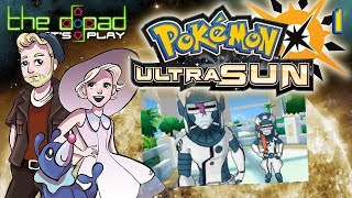 """New People Already"" - PART 1 - Pokémon Ultra Sun"