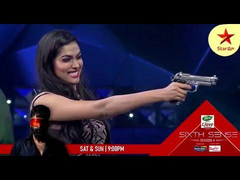 Bigg Boss fame Divi, Akhil amuse viewers in Sixth Sense