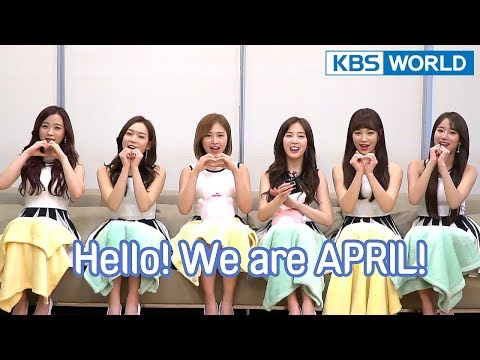 April talks about BOYS & The Blue Bird!!![ENG sub/ONLY KBSWORLD]
