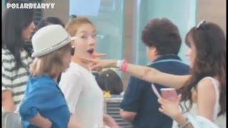 소녀시대 SNSD - LOVE & THE 9 FUNNIEST GIRLS