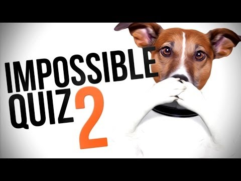 WHY IS THERE MORE? - Impossible Quiz 2 - Smashpipe Games