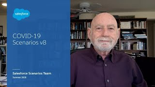 COVID-19 Scenarios With Peter Schwartz | Salesforce