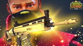 NEVER STEAL DRIFTS GOLDEN SCAR!! * SEASON 5 *Fortnite Short Film