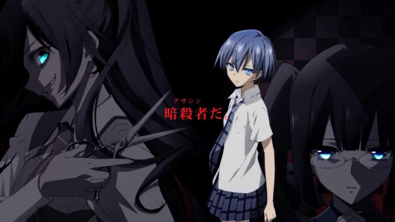 TVアニメ「悪魔のリドル」PV 第1弾 - YouTube