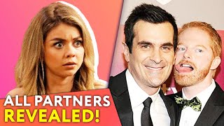 Revealing The Real Life Partners Of Modern Family Cast | ⭐OSSA