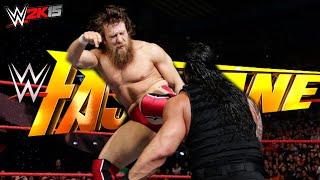 WWE Fast Lane 2015 FULL SHOW, February 22, 2015 【WWE 2K15】