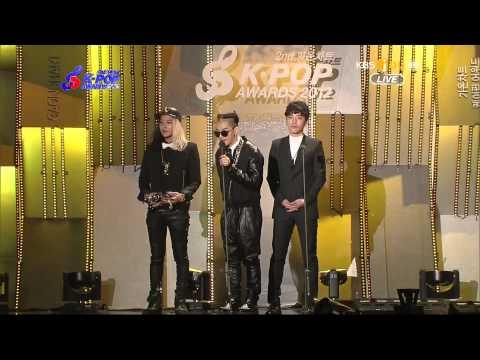 BigBang   20130213 KBS Joy Gaon Chart Awards   Cut