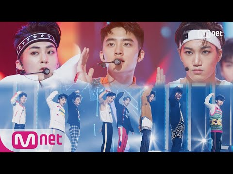 [EXO - Power] KPOP TV Show   M COUNTDOWN 170914 EP.541