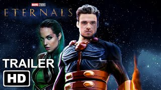 Marvel's ETERNALS Teaser Trailer HD (2021) | Richard Madden, Angelina Jolie, Salma Hayek