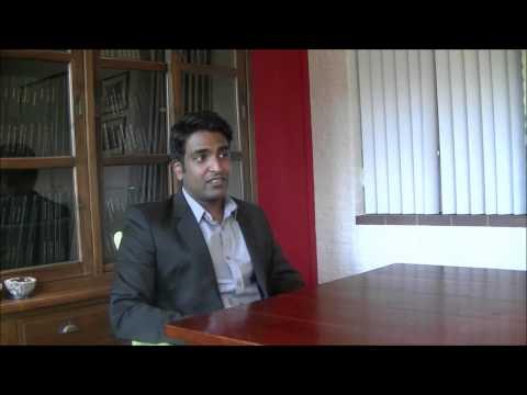 Business School Netherlands interviews Yugesh Pillay about the International MBA programme